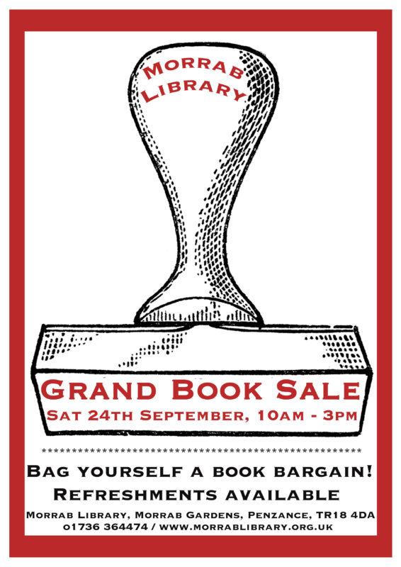 2016 Grand Book Sale
