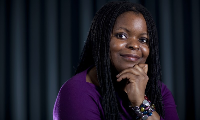 Author Petina Gappah 'brilliantly exposes the gap between rich and poor.'