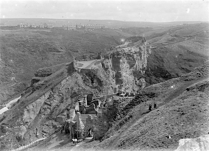 Excavations at Tintagel, 1930s (O.193)