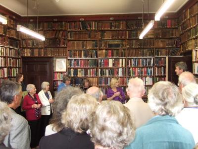 Sharon Higgins of the Myner Trust opens proceedings
