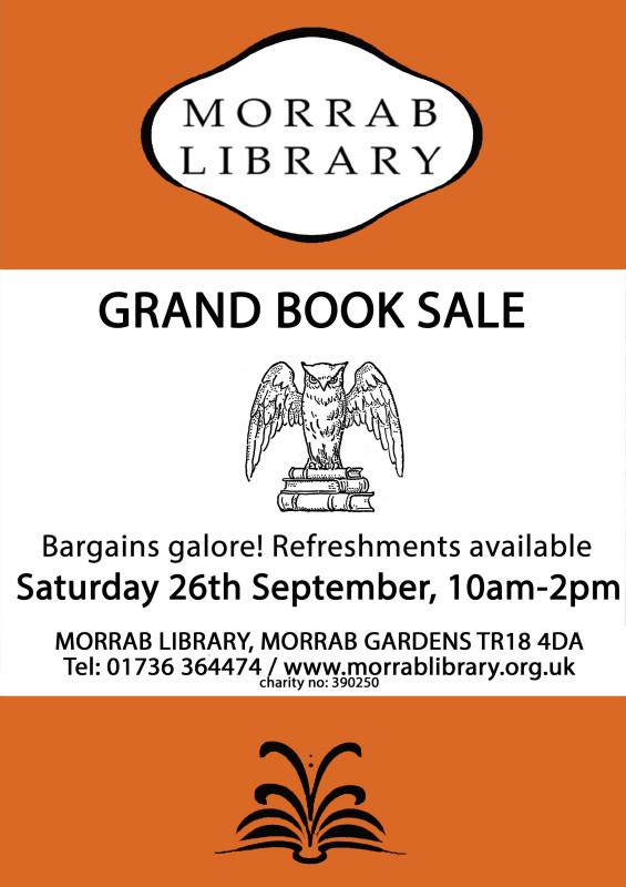 Grand Book Sale September 2015 web
