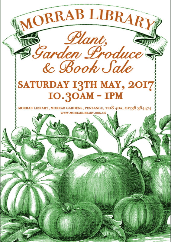 2017 May Plant and Book Sale web